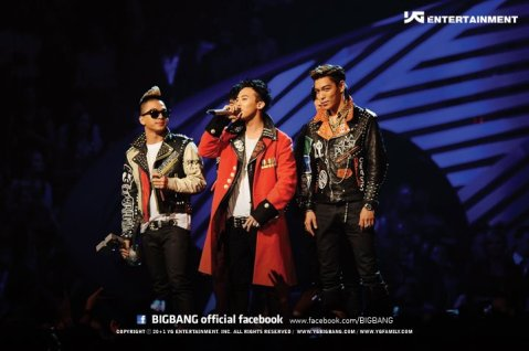 BIGBANG WINNING AT EMA  2011